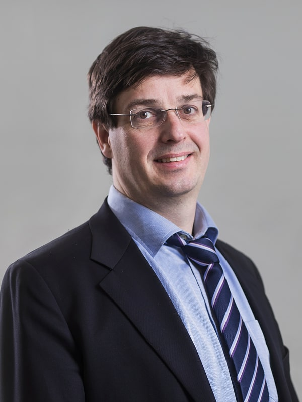 Edward Haeggström, PhD
